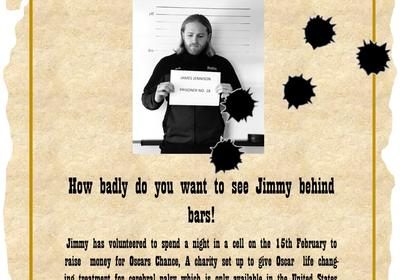 Jimmy's Wanted Poster