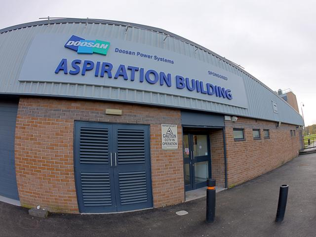 Selby College Aspiration Building