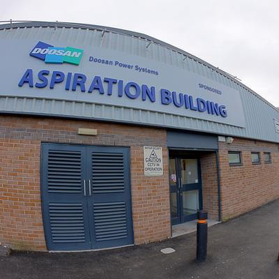 Aspiration Building - Original