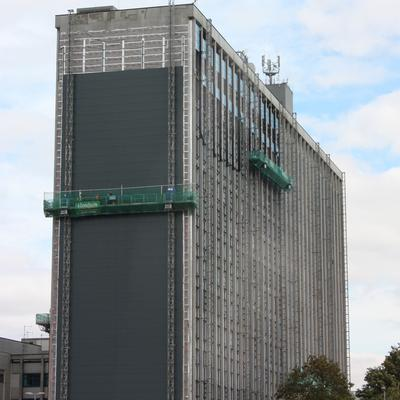 Hull Royal Infirmary Tower Facelift