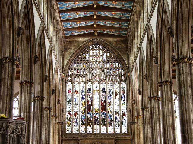 Hull Minster - Internal Re-Ordering, Refurbishment & Roof Replacement Project is Handed Over