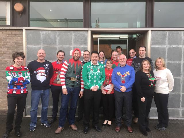 Christmas Jumpers 2017