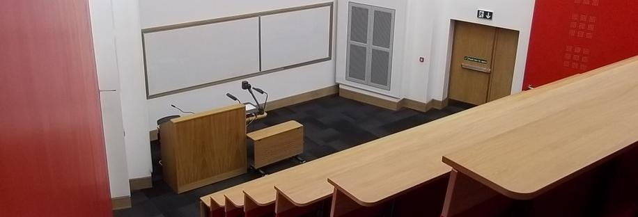 University of Hull Lecture Theatres