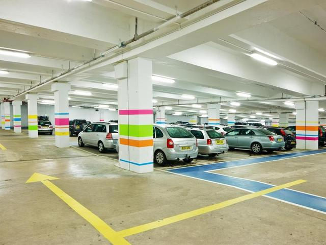 Scarborough South Bay Underground Car Park