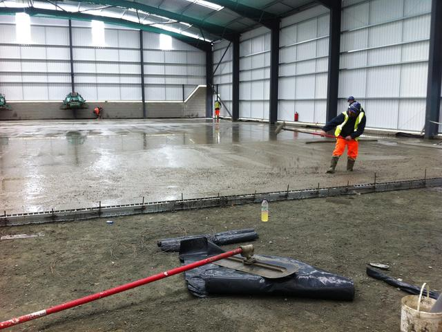 Grotech Floor Slab