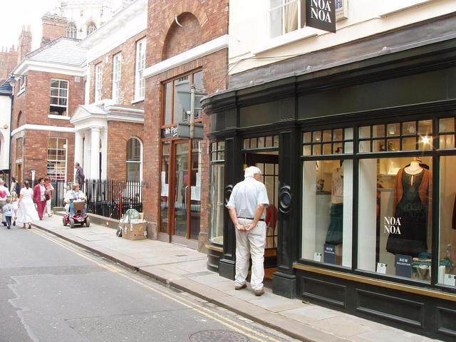 Low Petergate Retail