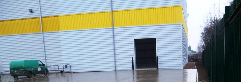 Microgard Warehouse Extension