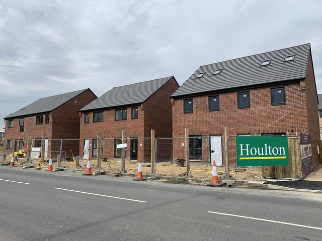 Houlton Awarded the Contract to Deliver 58 Dwelling Scheme for Rotherham Metropolitan Borough Council