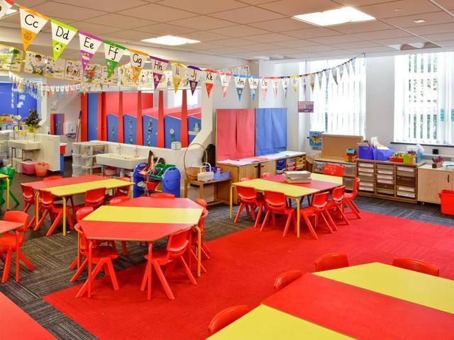 Owston Primary School Doncaster Classroom