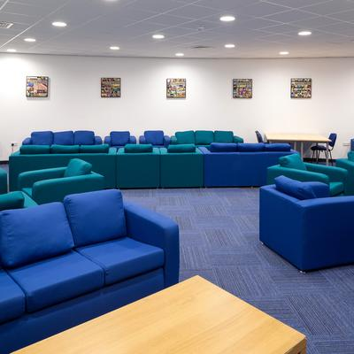Chapeltown Academy Common Room