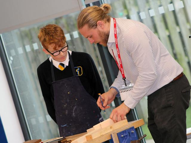 Winifred Holtby Careers Visit