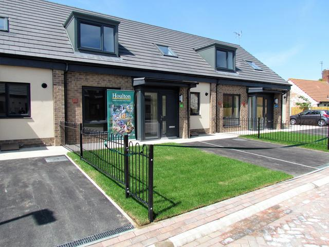 2019 LABC Finalist - Shannon Road Housing Scheme