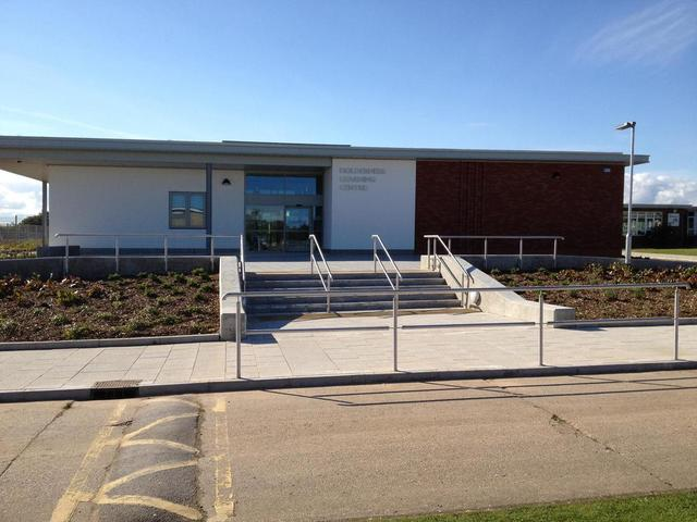 Holderness Learning Centre Main Entrance
