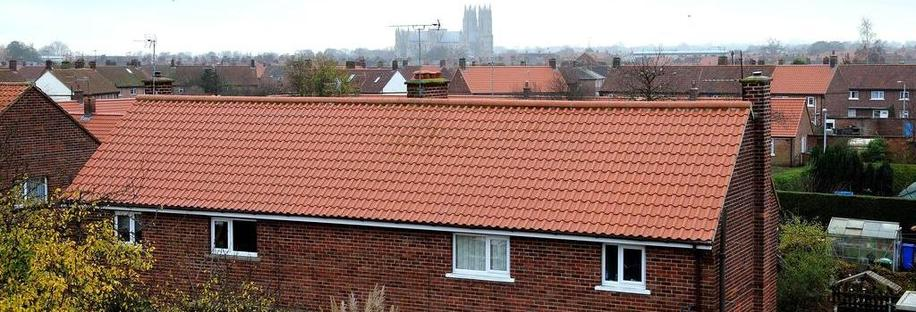 Council House Re-roofs Beverley