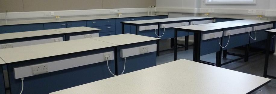 Laboratory Refurbishment & Roof Replacement at Hymers College