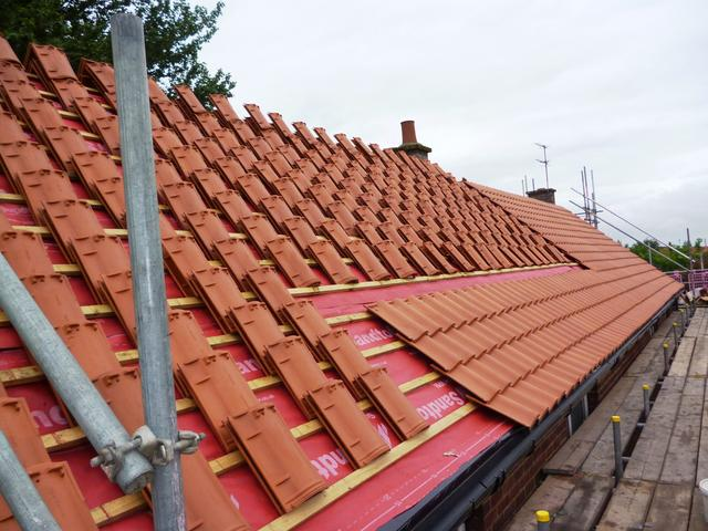 Building & Maintenance Are Awarded The Re Roofing and EWI Contracts  For The East Riding of Yorkshire Council