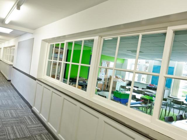 Owston Primary School Doncaster Corridor