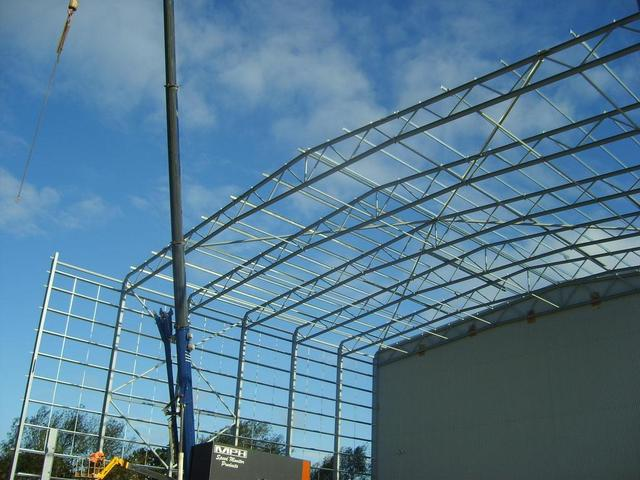Steelwork Erection