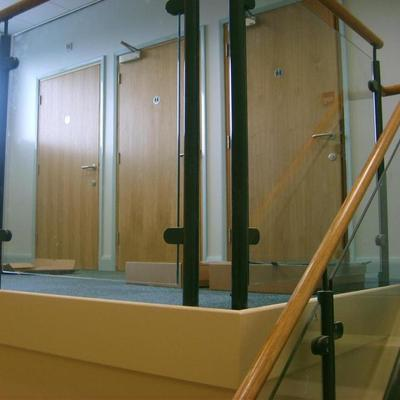 Image Data Howden Fit Out Stairs