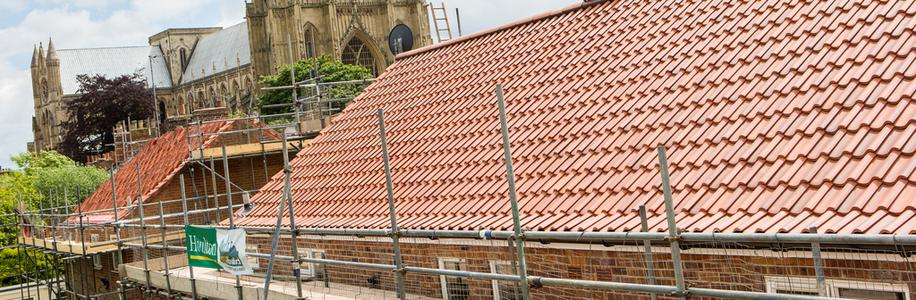 ERYC Beverley Re-roofing