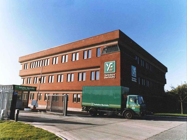 YEB Offices Clough Road Hull