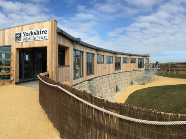 Yorkshire Wildlife Trust - Spurn Point Visitor Centre