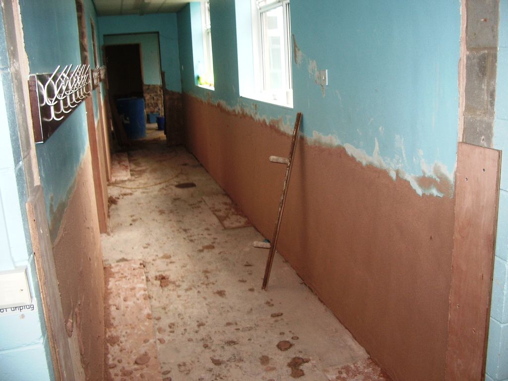 Flood Damage Repairs 2007 Quality Construction Built On