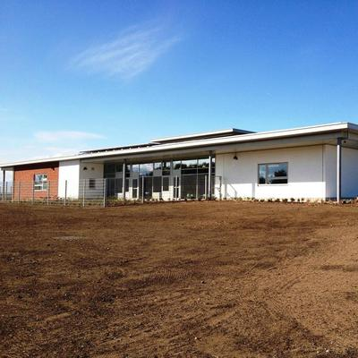 Holderness Learning Centre South Elevation