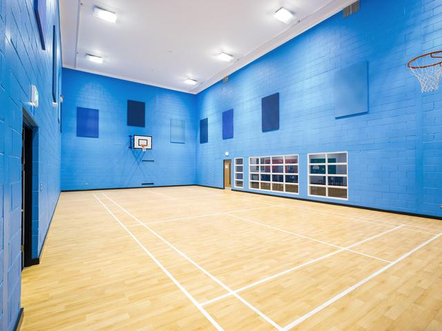 Chapeltown Academy Sports Hall
