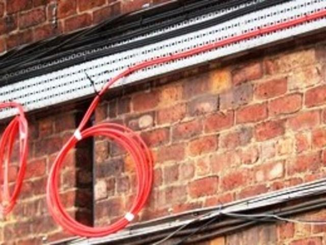 New Fire Alarm Cables
