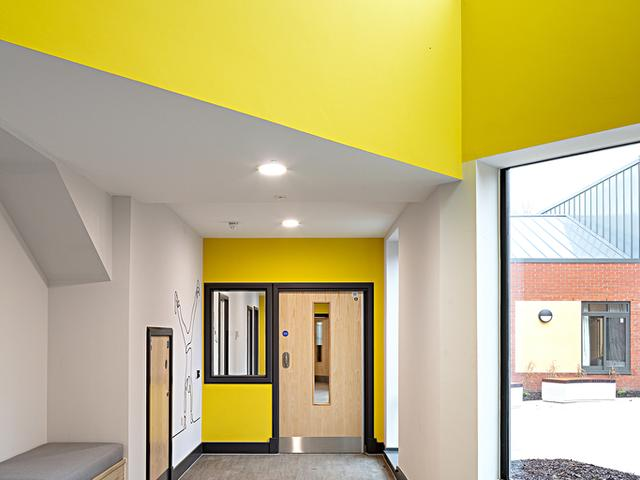 New Child and Adolescent Mental Health Services Facility (CAMHS), Hull