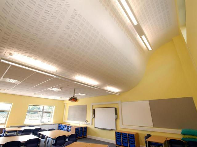Willerby Carr Lane Primary School Classroom