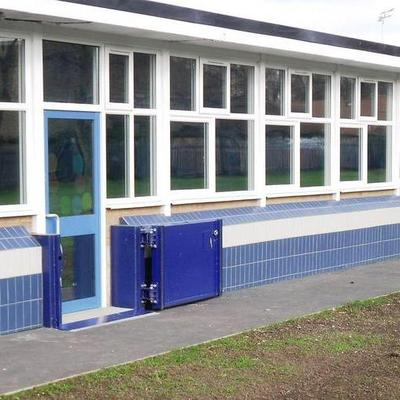 Rokeby School Flood Defence Classrooms