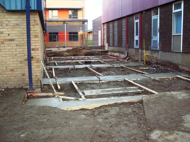 John Leggott College Link Foundations
