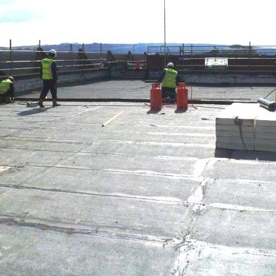Canteen Roof Covering