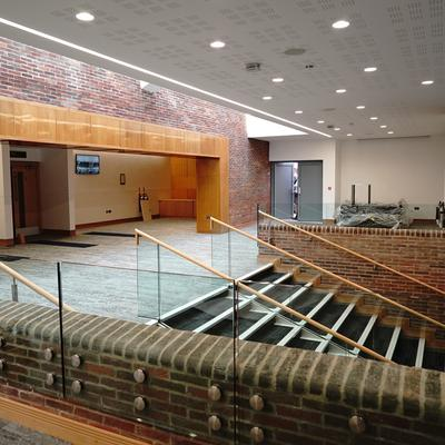 Middleton Hall New Foyer