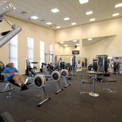 Sports Academy Fitness Suite