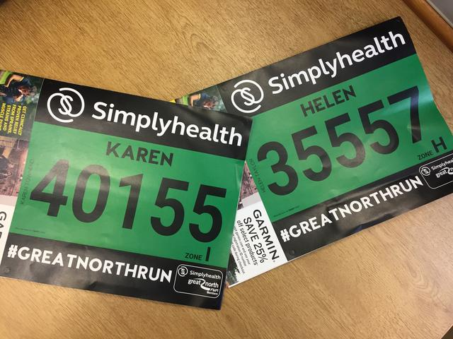 Runners Numbers