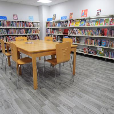 Scunthorpe Central Library Refurbishment