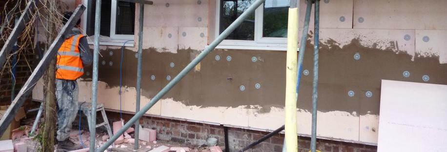 Council House Green Deal Scheme Quality Construction