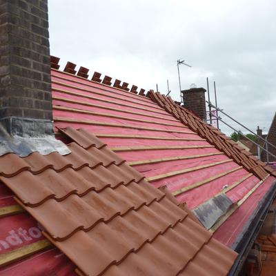 Beverley Re-roofing