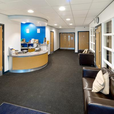 Chapeltown Academy Reception
