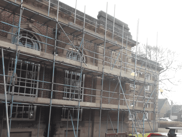 Bridlington Town Hall Refurbishment Commences
