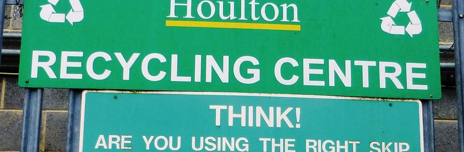 Houlton Yard Recycling
